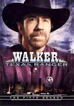 Walker Texas Ranger - The Complete Fifth Season