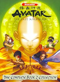Avatar: The Last Airbender - Book 2: Earth - The Complete Collection
