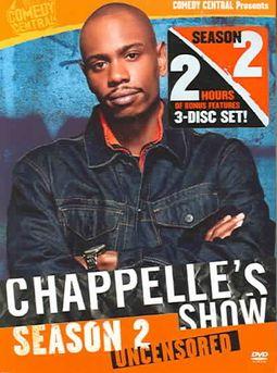 Chappelle's Show - Season 2 Uncensored