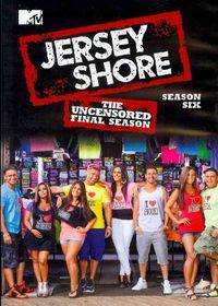 Jersey Shore: Season Six - The Uncensored Final Season