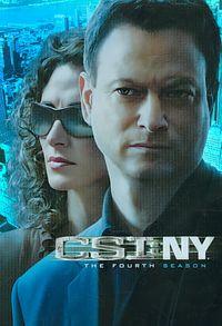 CSI: New York - The Complete Fourth Season