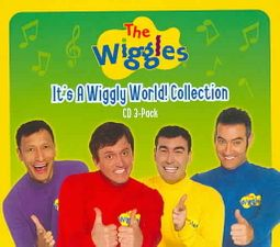 It's a Wiggly World! Collection by The Wiggles