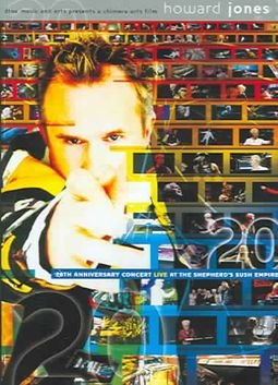 Howard Jones - 20th Anniversary Concert