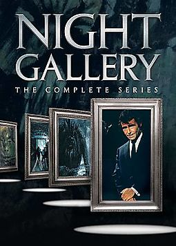 NIGHT GALLERY:COMPLETE SERIES
