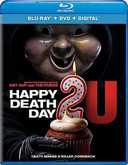 HAPPY DEATH DAY 2U (BD/DD COMBO)