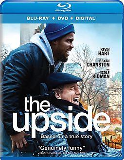 UPSIDE (BD/DVD COMBO)