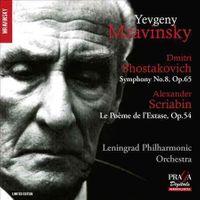 Shostakovich: Symphony No. 8, Op. 65; Scriabin: La PoŠme de l'Extase, Op. 54