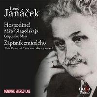 JANACEK:HOSPODINE/MSA GLAGOLSKAJA/ZAP