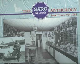 The Sarg Records Story [Box]