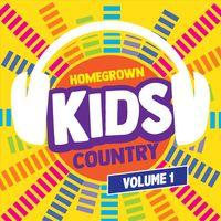 HOMEGROWN KIDS COUNTRY:VOLUME 1