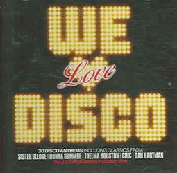 We Love Disco [Megahit]