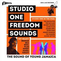 STUDIO ONE:FREEDOM SOUNDS STUDIO ONE