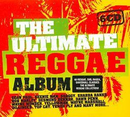 Ultimate Reggae Album