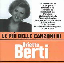 Le  Pi— Belle Canzoni di Orietta Berti