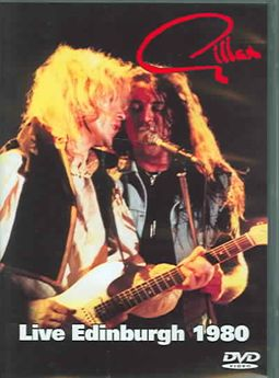 Live in Edinburgh 1980