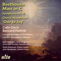BEETHOVEN:MASS IN C/ODE TO JOY