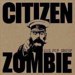 Citizen Zombie [Slipcase]