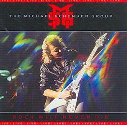 Rock Will Never Die [Bonus Track]