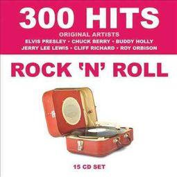 300 Hits: Rock 'n' Roll [Box]