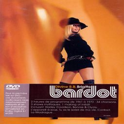 Brigitte Bardot - The Divine BB