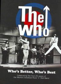 Who - Who's Better, Who's Best