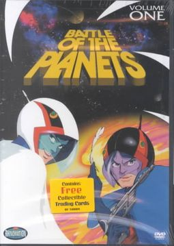 Battle of the Planets - Vol. 1