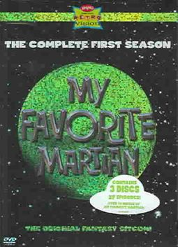 MY FAVORITE MARTIAN:COMPLETE FIRST SE
