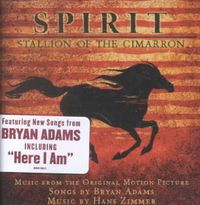 SPIRIT:STALLION OF THE CIMARRON (OST)