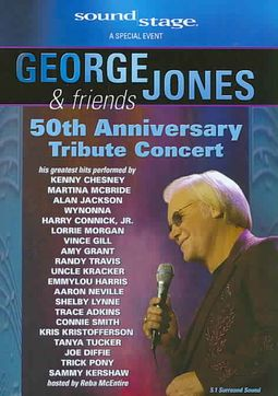 George Jones & Friends - 50th Anniversary Tribute Concert