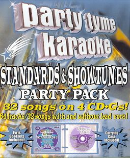 Standards and Show Tunes Party Pack [#2] [Box]