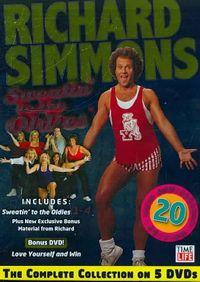 Richard Simmons - Sweatin' to the Oldies Set