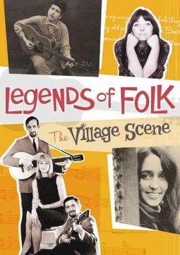 Legends of Folk: The Village Scene [DVD]