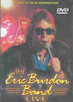 ERIC BURDON BAND LIVE
