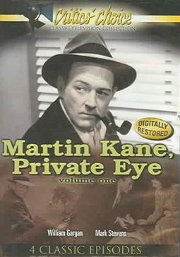 Martin Kane Private Eye - Vol. 1