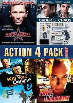 Action 4 Pack, Vol. 3