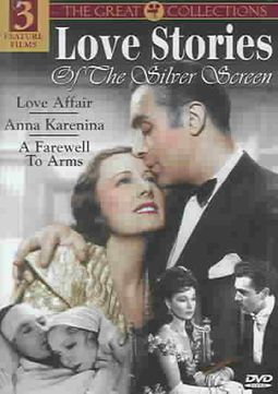 LOVE STORIES OF THE SILVER SCREEN