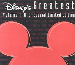 Disney's Greatest Hits 1 & 2 [Box]