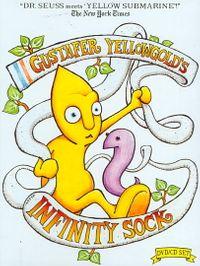 Gustafer Yellowgold's Infinity Sock [Digipak]