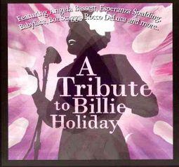 A  Tribute to Billie Holiday [Stormvox] [Digipak]