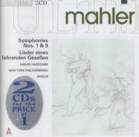 Mahler: Symphonies 1 & 9; Wayfarer Songs