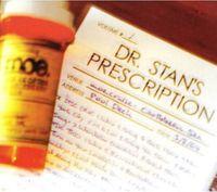 Dr. Stan's Prescription, Vol. 1 [Digipak]