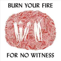 Burn Your Fire for No Witness [Digipak]