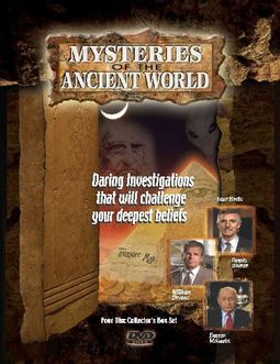 Mysteries of the Ancient World - Box Set