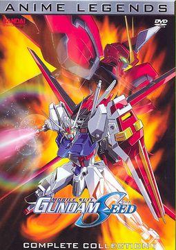Gundam SEED - Collection 1