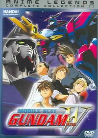 Gundam Wing - Complete Collection 2