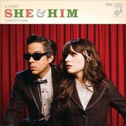 A  Very She & Him Christmas [Digipak]