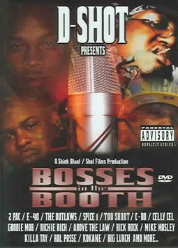 D-Shot - Bosses In the Booth Vol. 1