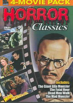 Horror Classics 4 Movie Pack - Vol. 3