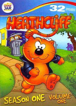 Heathcliff: Season One, Vol. 1