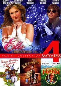 Elle/Alice's Adventures in Wonderland/The Borrowers/The New Adventures of Heidi